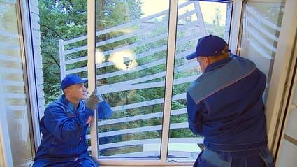 защита на окна из акрила