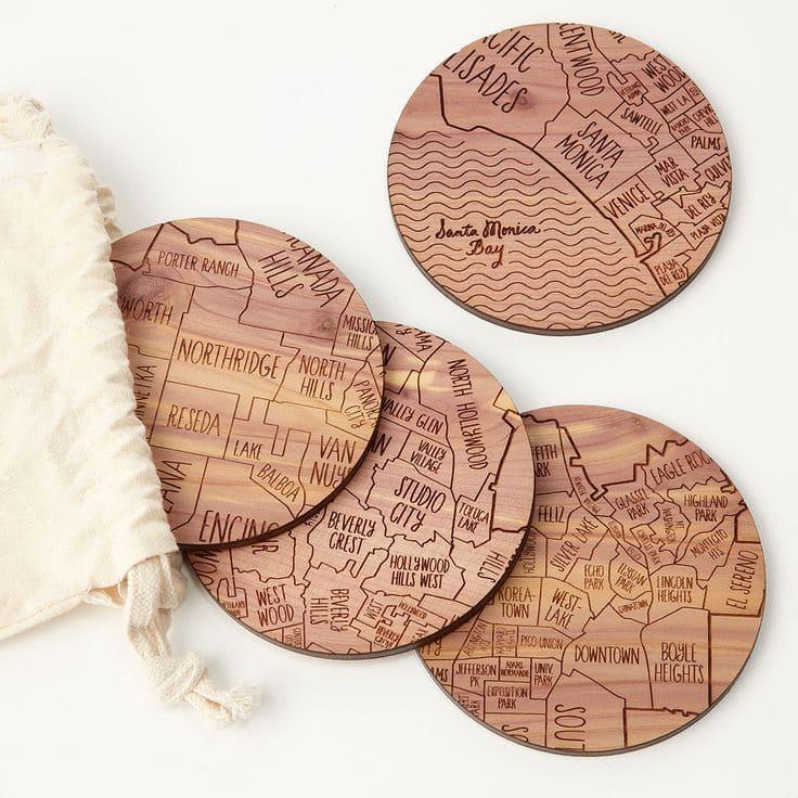 деревянные костеры