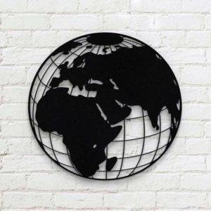 глобус из фанеры