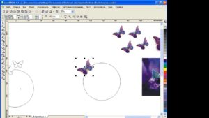 лазерный станок corel draw