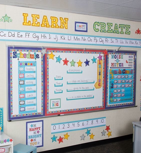 стенды для начальной школы