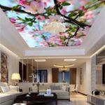 Световые панели на потолок Принт Фактори